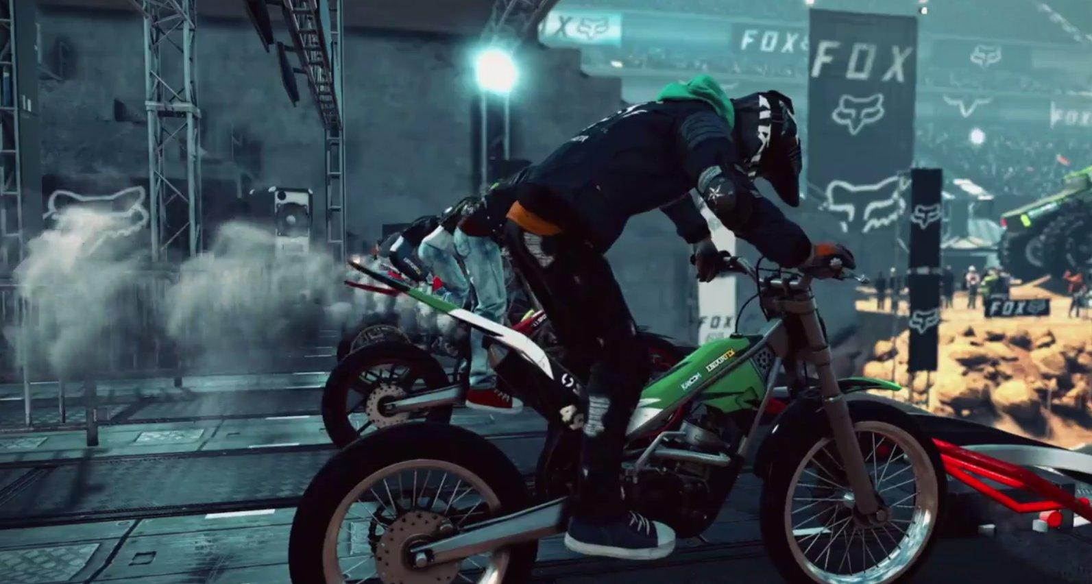 E3 2018: Trials Rising Crashes onto PS4 Next Year