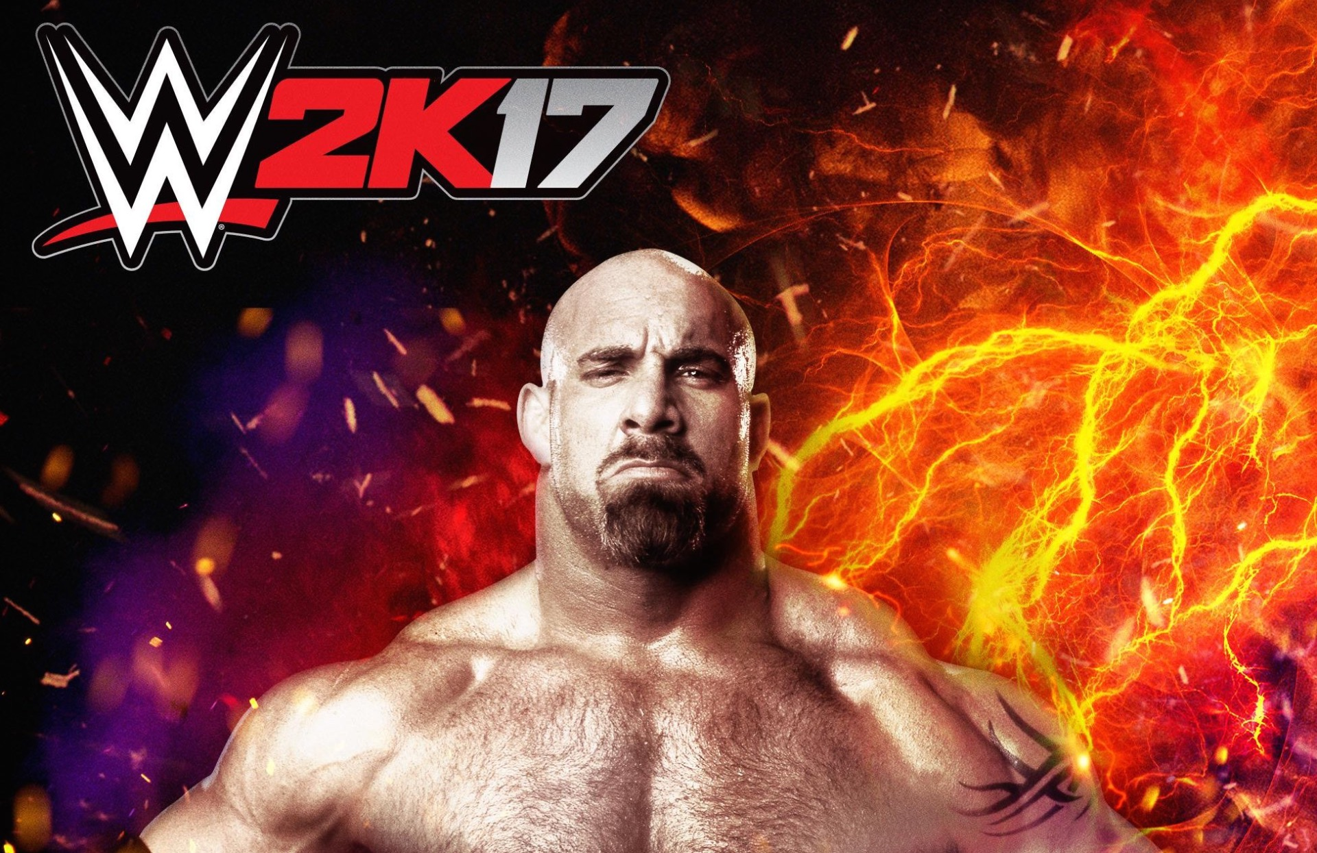 WWE 2K17 Announced With A Surprising Cover Star