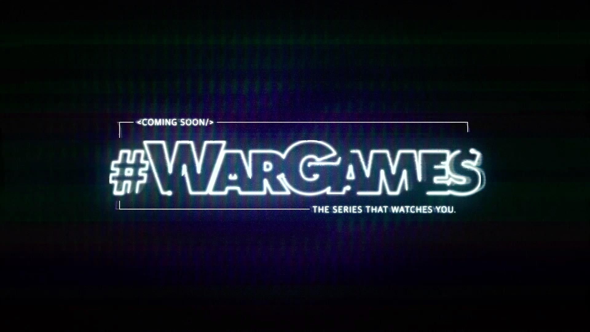Interactive '#WarGames' series goes live on March 14th