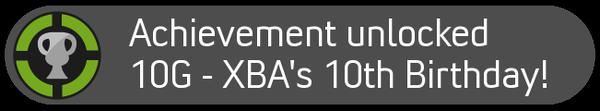 XBA's Achievement Awards 2015 - The Best, Worst, Hardest & Easiest ...