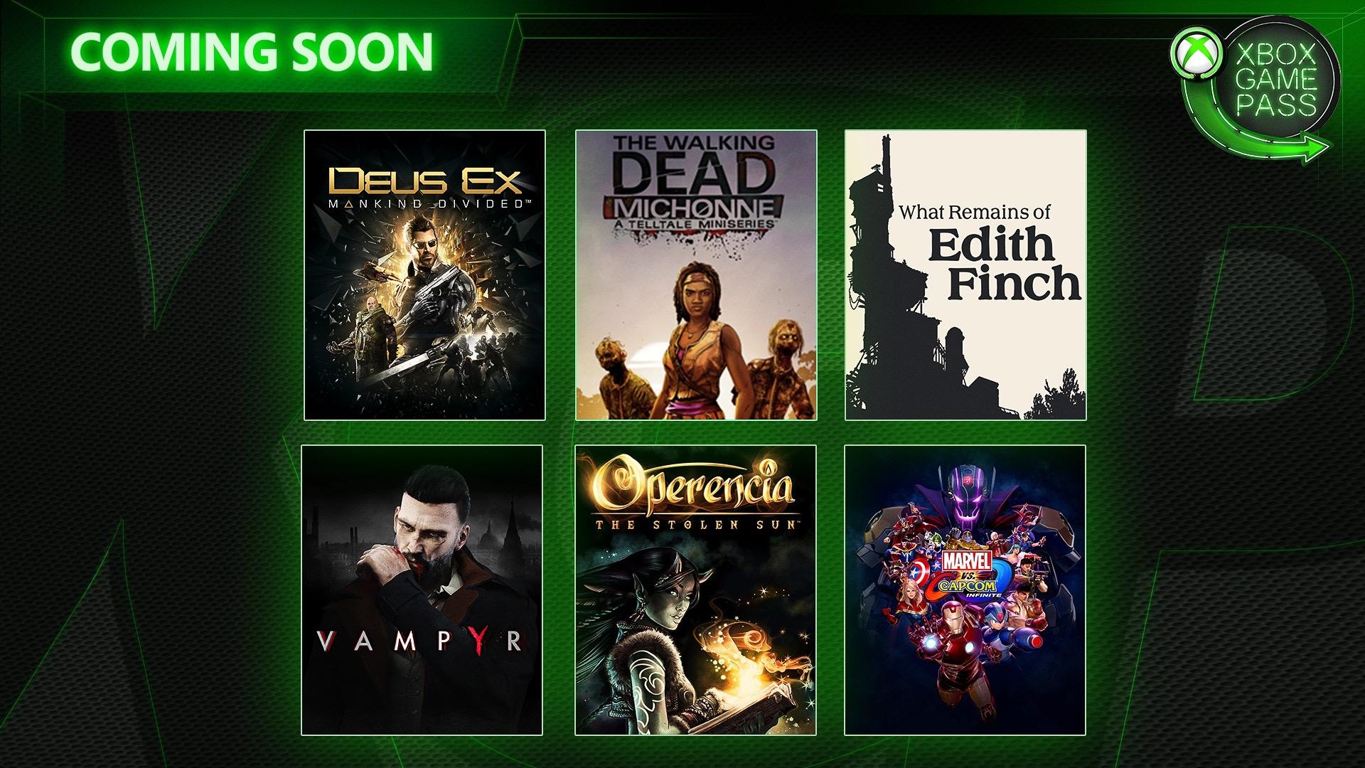 Xbox Game Pass Latest March Additions Include Vampyr, Edith