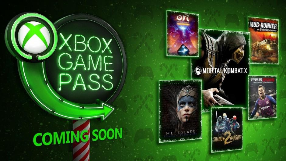 Xbox Game Pass 12 Months Currently Half Price December