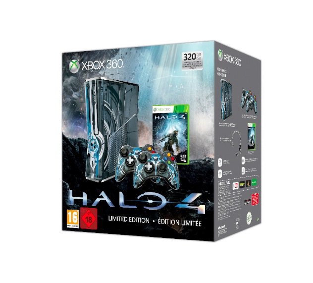 Halo 4 Limited Edition Console Xbox360_HALO4_320GB_Console_WE_ANR