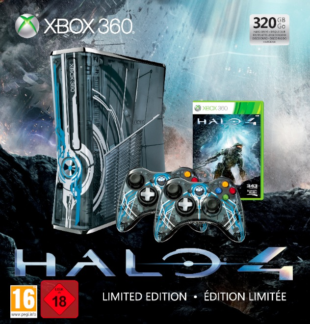 Halo 4 Limited Edition Console Xbox360_HALO4_320GB_Console_WE_FOB