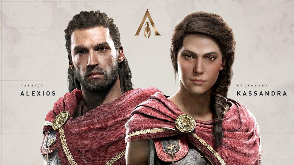 Assassin's Creed Odyssey Reversible Cover Can Feature ...