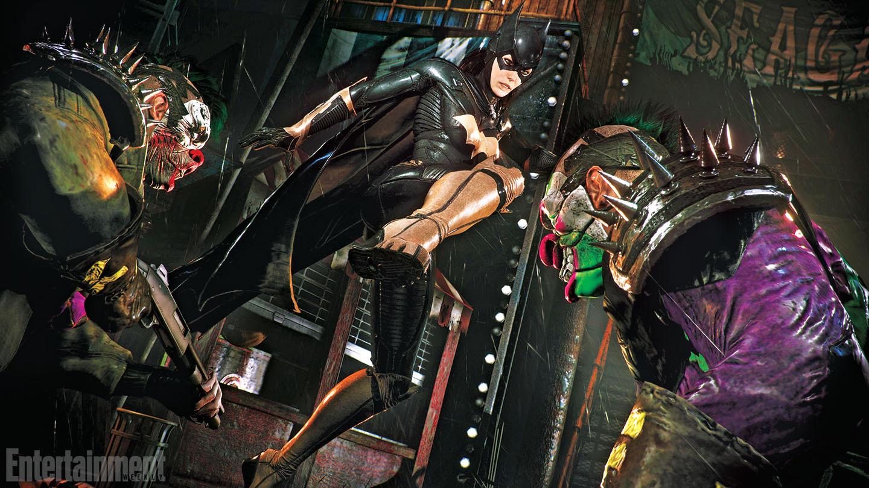 Batman: Arkham Knight - Page 2 Arkham-knight-batgirl-ew