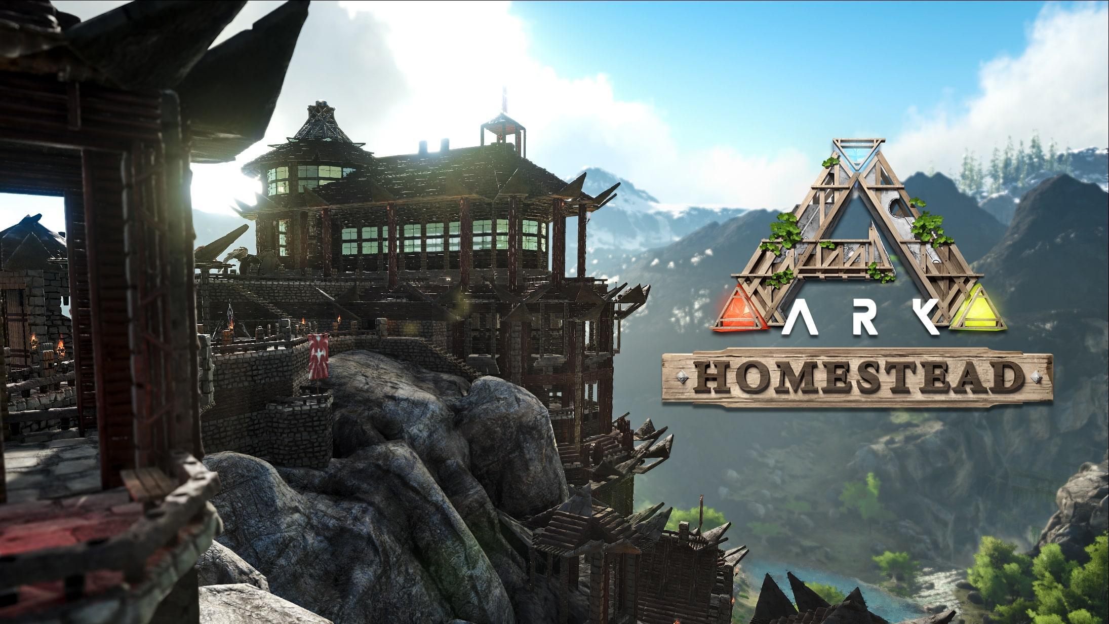 ARK: Survival Evolved Homestead Update is Now Live - Xbox