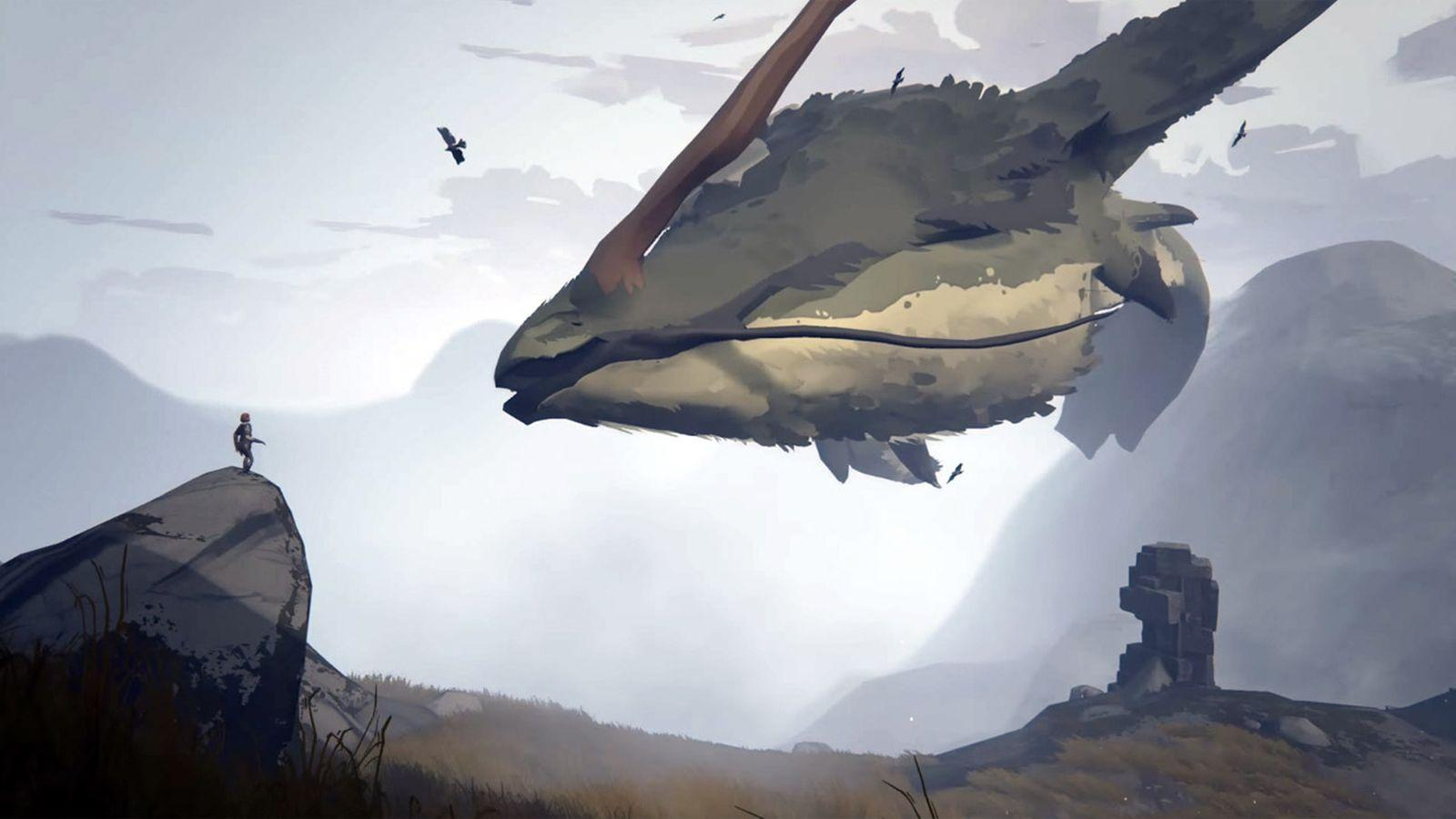 Ashen is an Action-RPG About Survival and Trust