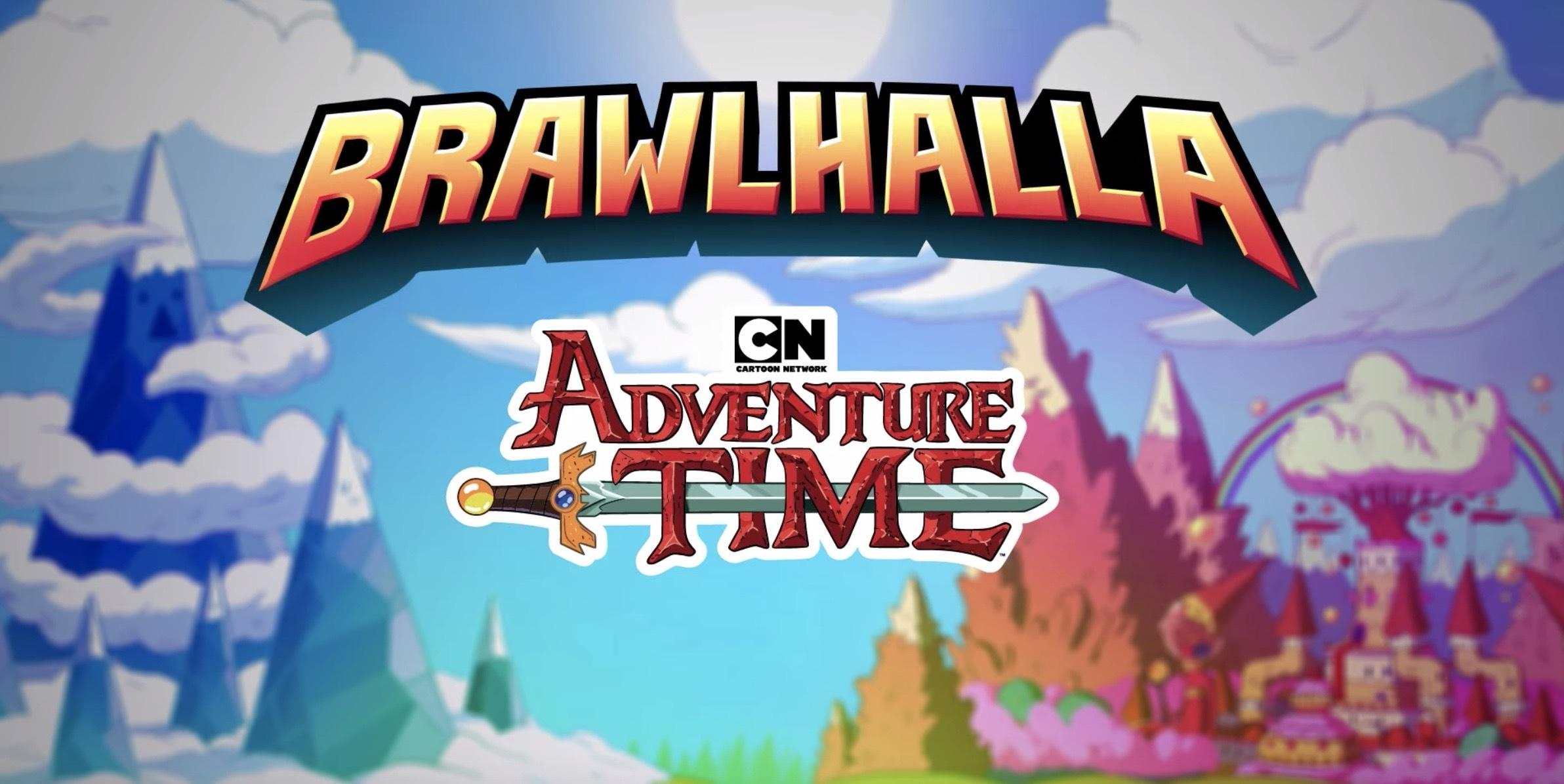 Brawlhalla Special Adventure Time Crossover Event Now Live