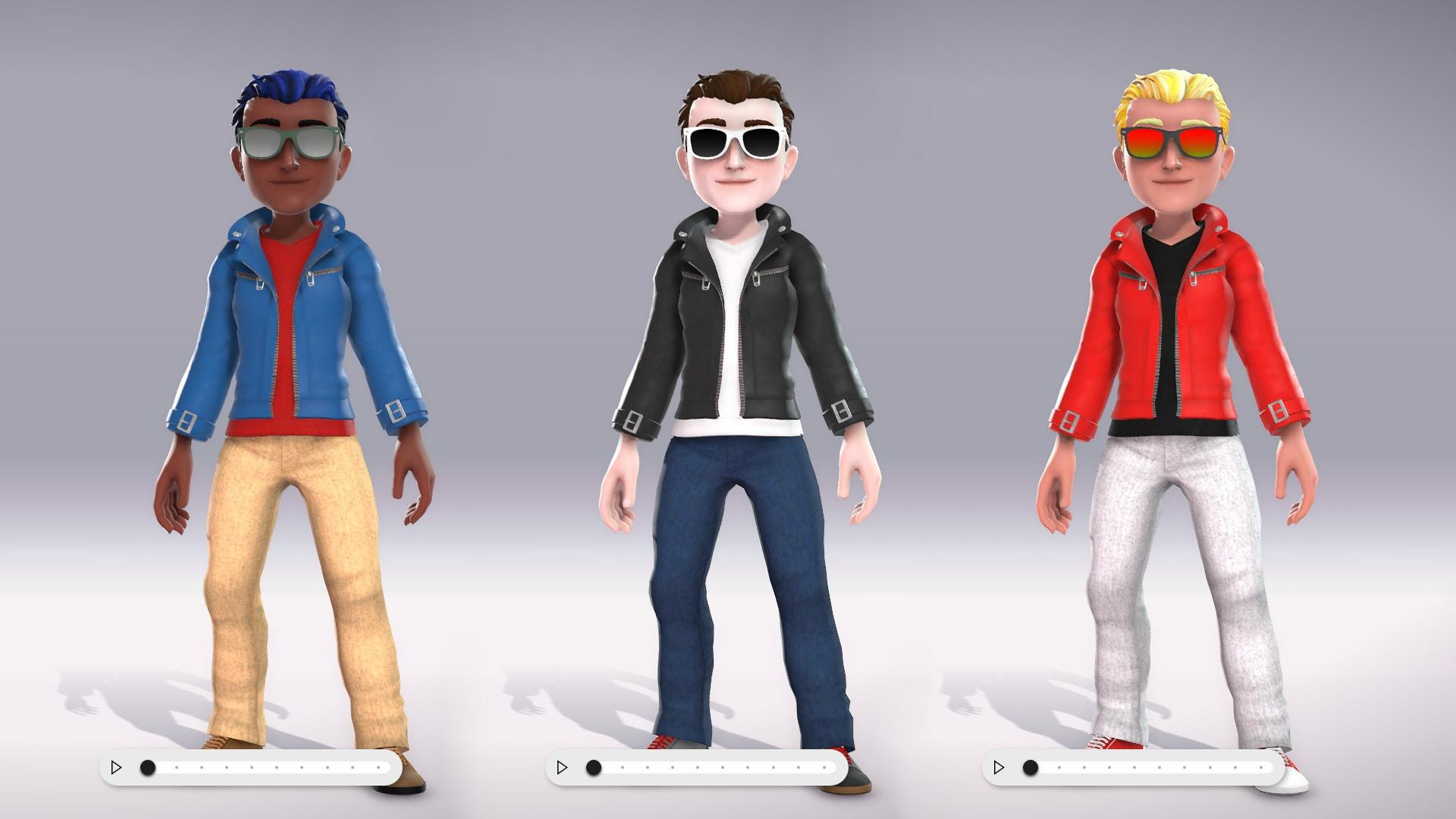 Xbox Introduces New Live Avatars & Avatar Edit App