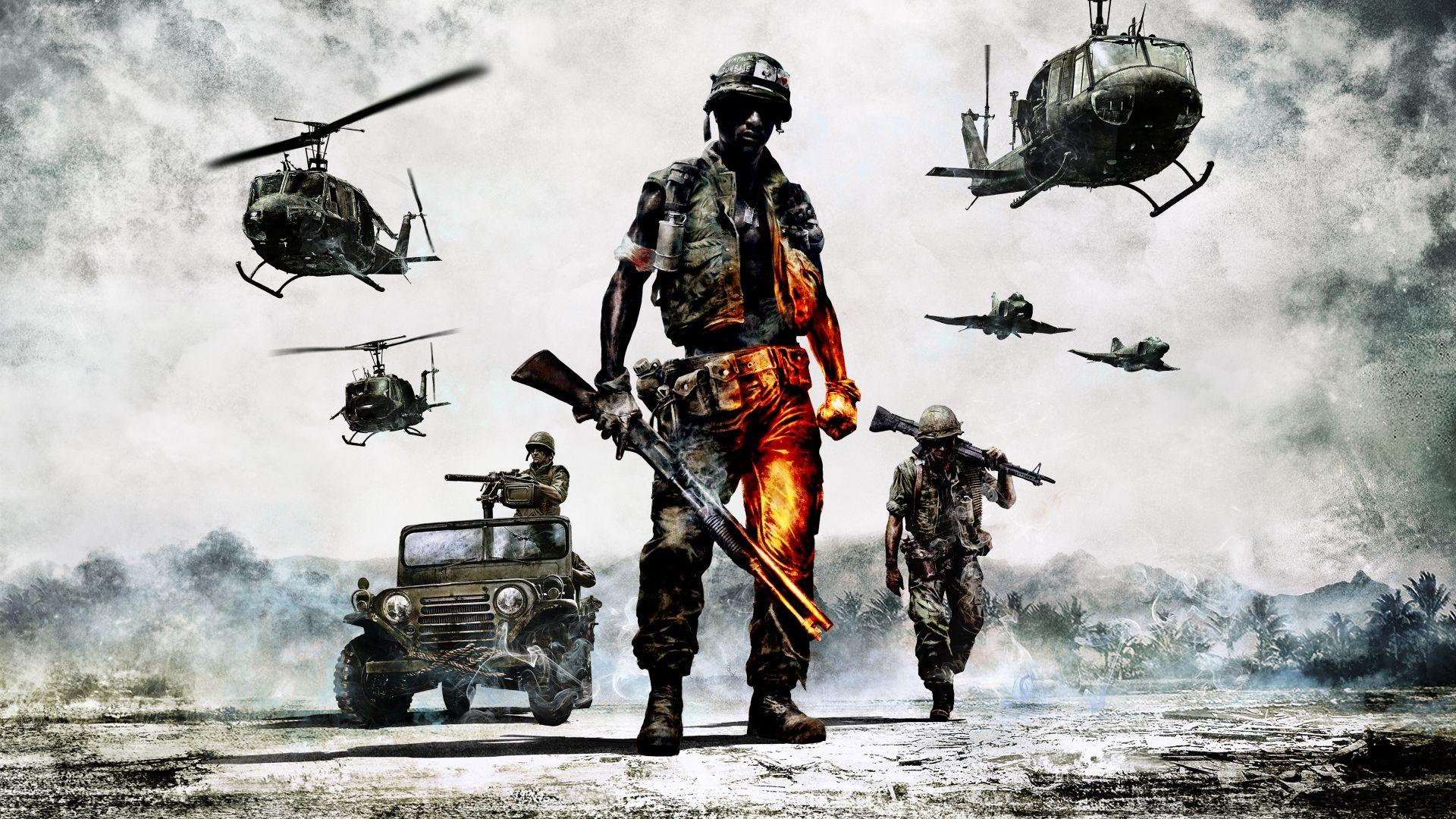 Battlefield 2018 Rumoured to be Bad Company 3