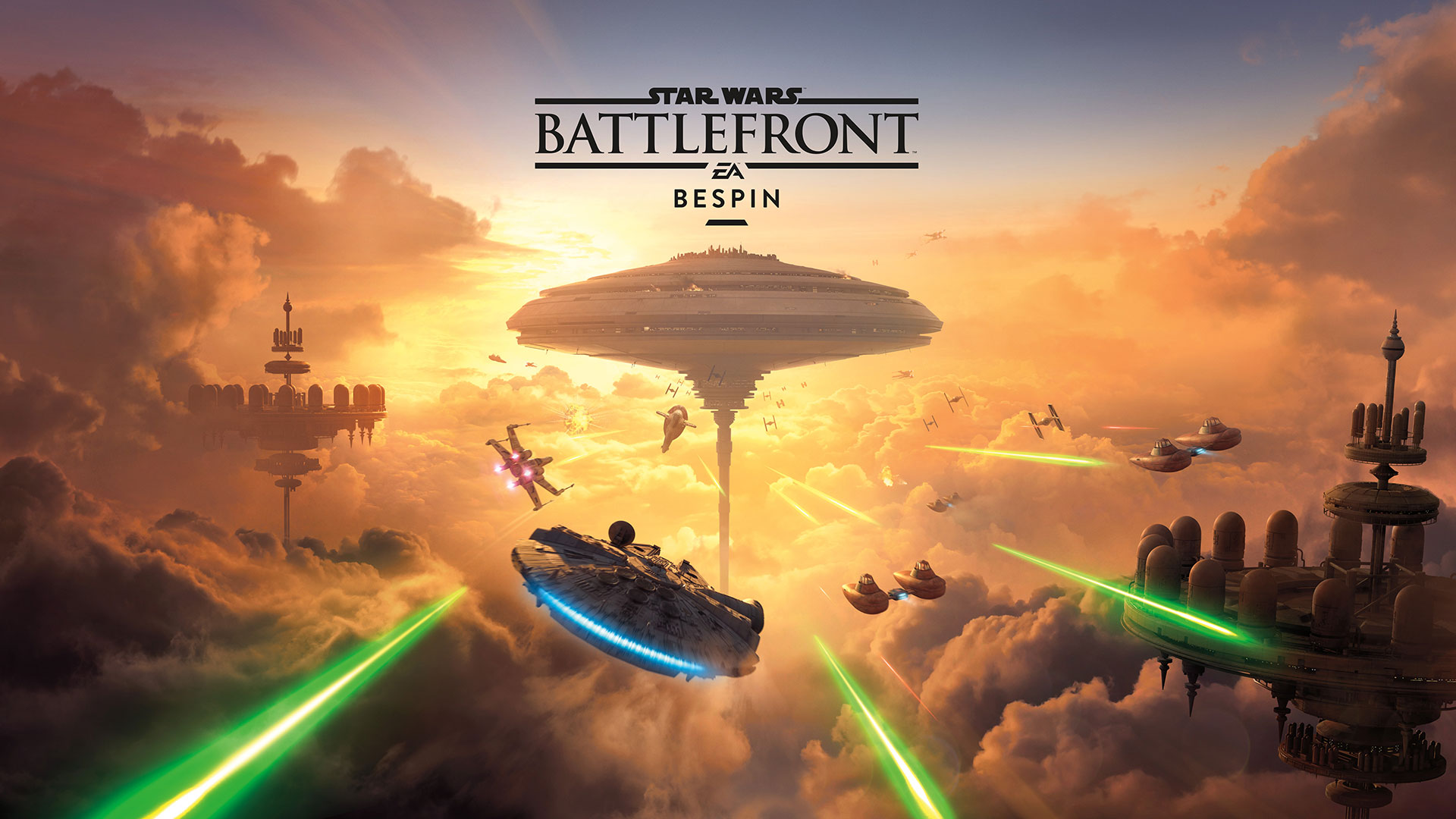 'Star Wars Battlefront' Bespin Trailer Reveals New Maps, Playable Lando Calrissian