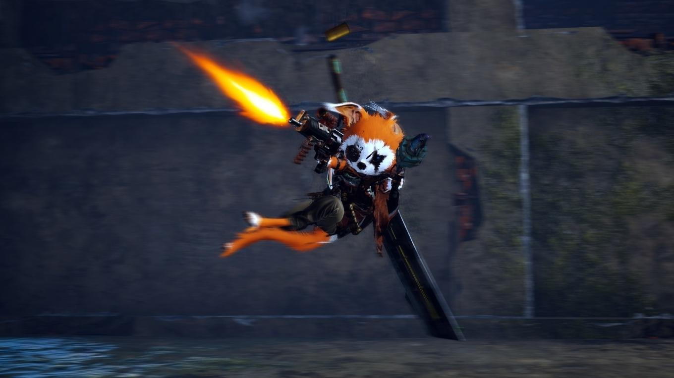 THQ Nordic Announces New Action RPG Biomutant