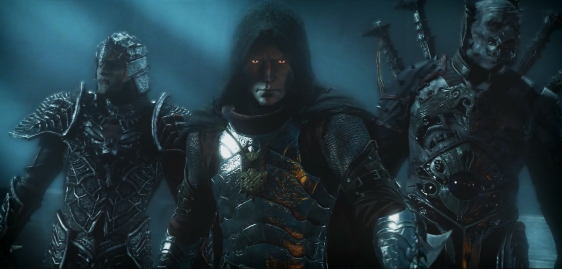 shadow of mordor ending