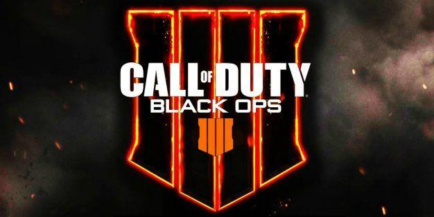Call of duty black ops 4 might not have a single player - Black ops 4 logo wallpaper ...