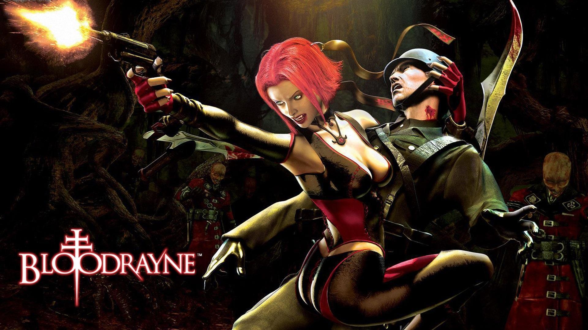bloodrayne betrayal xbox 360
