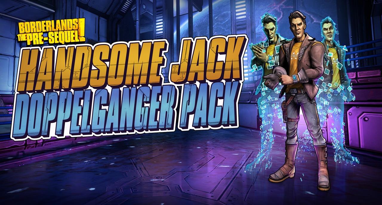 Borderlands: The Pre-Sequel DLC Bringing Handsome Jack and