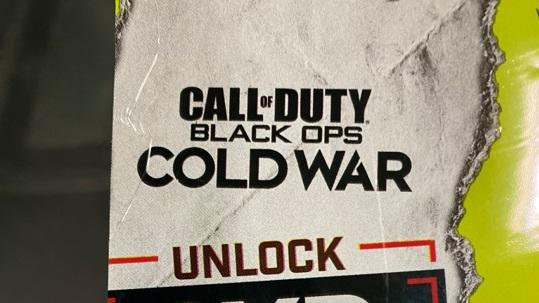 Call Of Duty Black Ops Cold War Seemingly Leaked By Doritos Promo