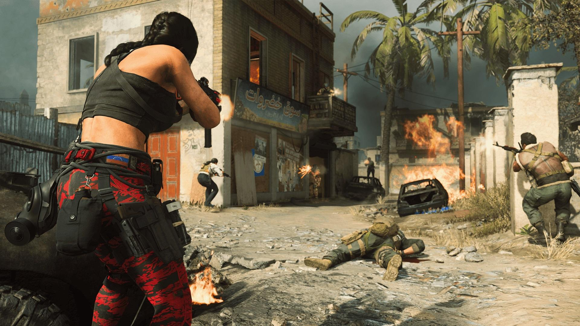 Call Of Duty Warzone Has Already Removed Most Wanted Contracts