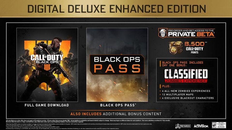 Classic Black Ops maps coming to Black Ops III and 4