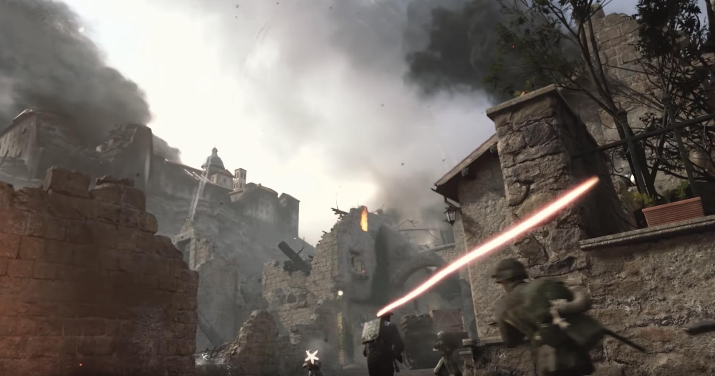 Call of Duty: WWII United Front DLC Trailer Showcases Three