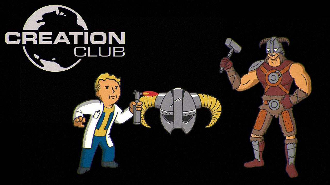 Creation Club Bringing More Community Mods To Fallout 4 and