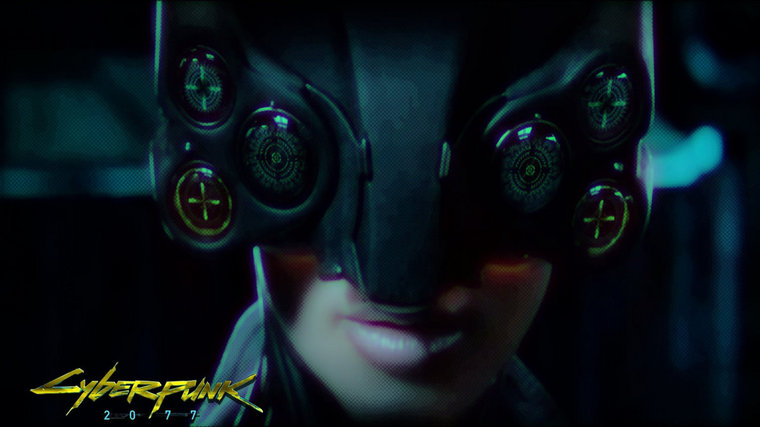 Cyberpunk 2077 is CD Projekt Red's