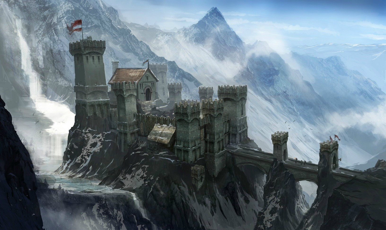 Dragon Age Bioware Video Games Rpg Fantasy Art: More Details And Concept Art Revealed For Dragon Age III