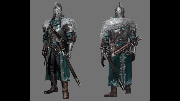 Concept Art Dark Souls Ii