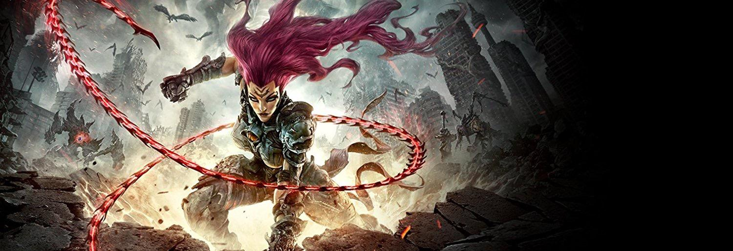 Darksiders 3 Officially Announced, Watch the First Trailer ...