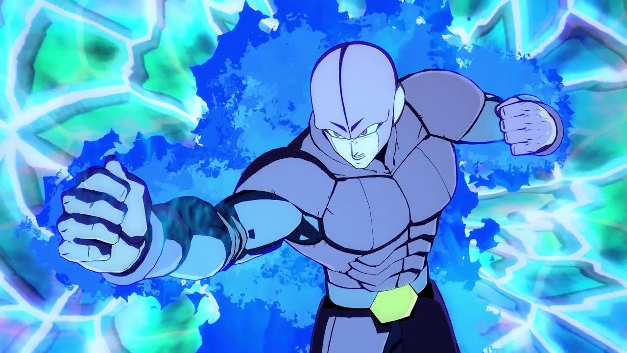 Get a quick look at Hit in this Dragon Ball FighterZ video