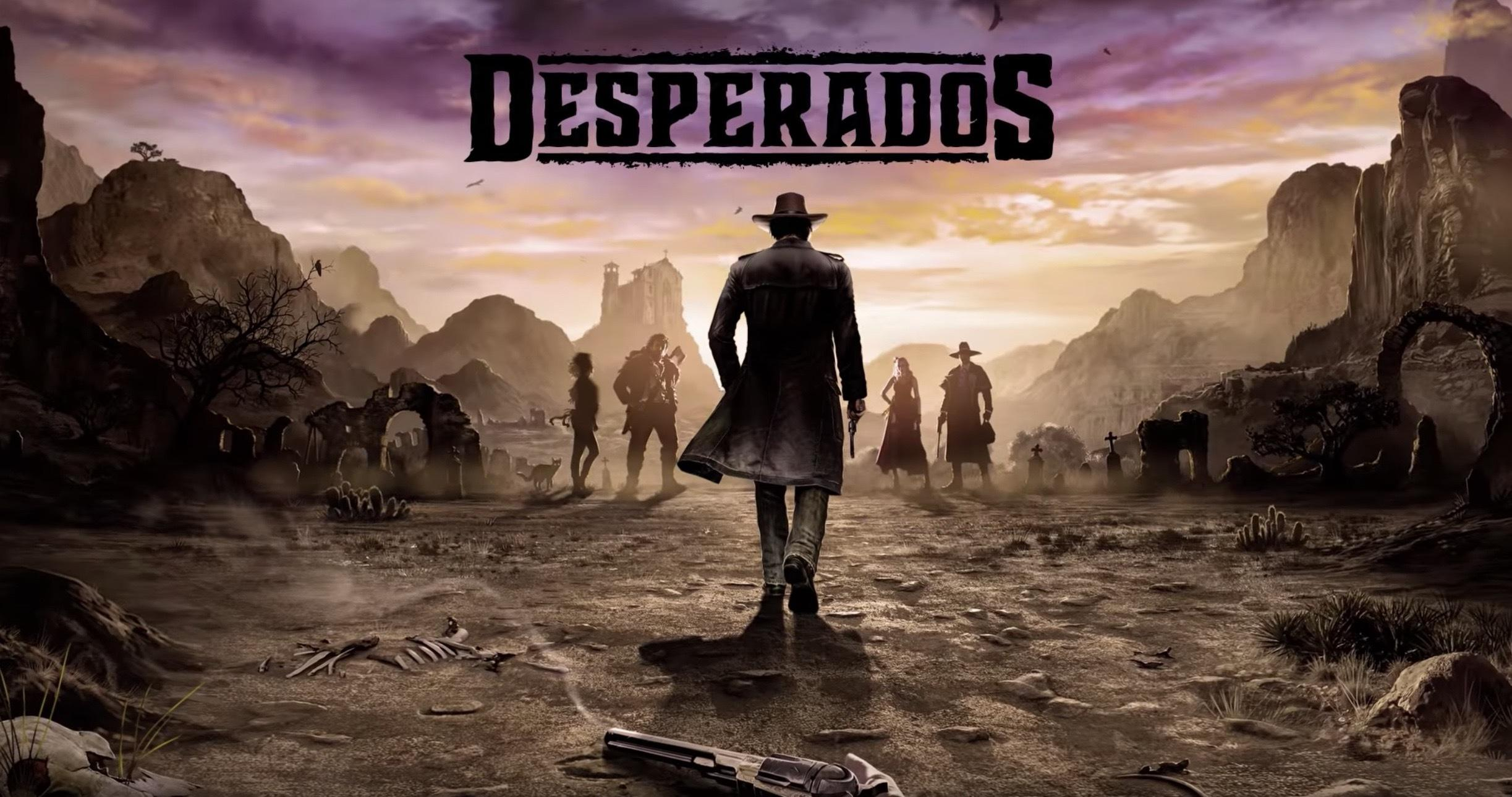Wild West Rts Desperados Iii Heading To Consoles In 2019 Xbox One Xbox 360 News At Xboxachievements Com