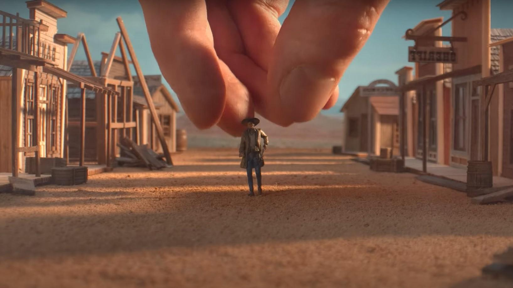 Desperados Iii Trailer Recreates The Game In Miniature Xbox One Xbox 360 News At Xboxachievements Com