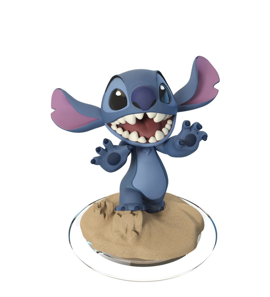Disney Infinity 2.0 Edition Gets Tinkerbell And Stitch