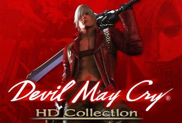Capcom Announces Devil May Cry HD Collection, Coming On March 13