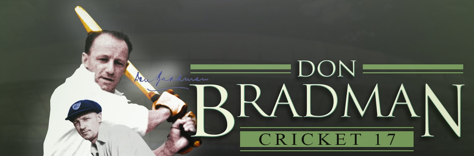 xbox one don bradman cricket 14