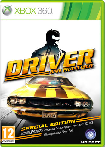 driver san francisco special edition spied on game xbox one xbox 360 news at. Black Bedroom Furniture Sets. Home Design Ideas