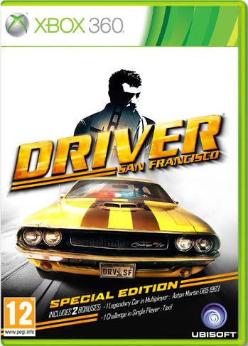 Driver San Francisco Xbox 360 Twistedsoft24 S Blog