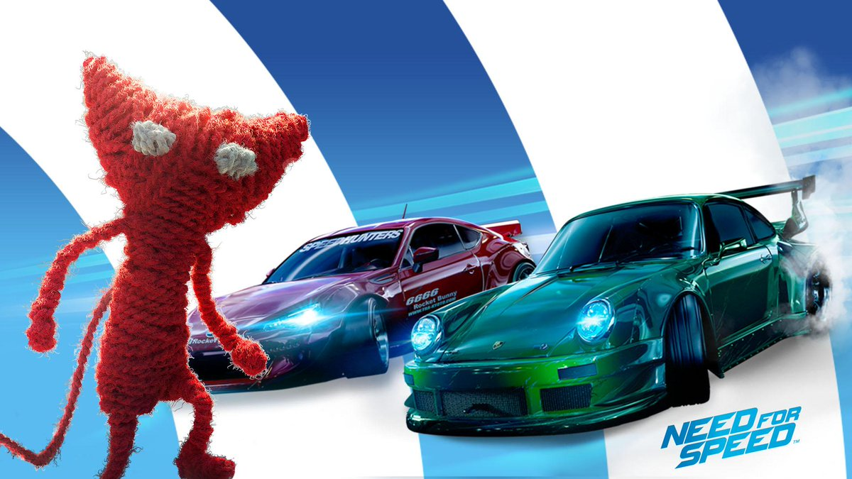 Unravel and Need for Speed coming to EA Access next week