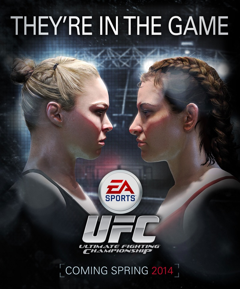 Ea sports ufc adds female fighters to its roster playstation 4