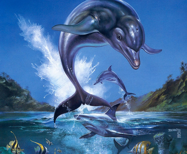 Ecco the Dolphin Set to Return?