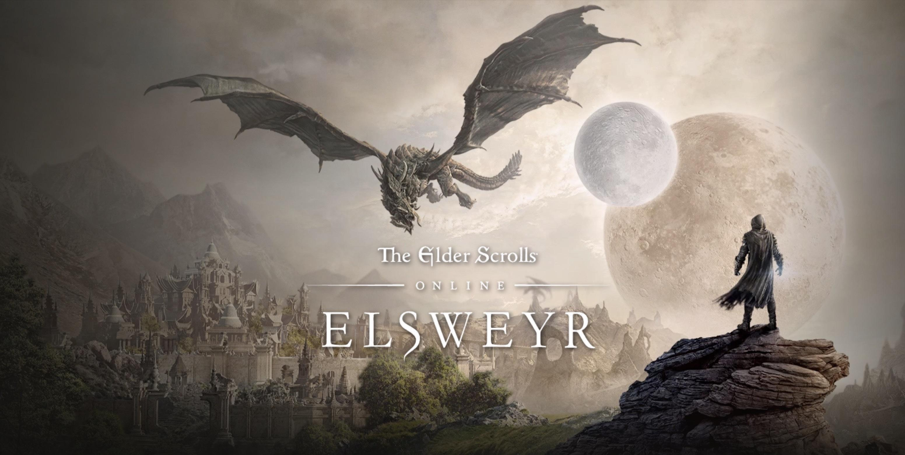 The Elder Scrolls Online 'Elsweyr' Expansion Takes Players