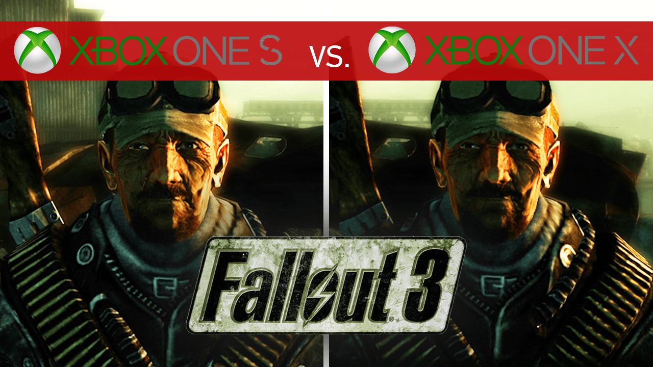 Look at What the Xbox One X Does to Fallout 3 – Video - Xbox