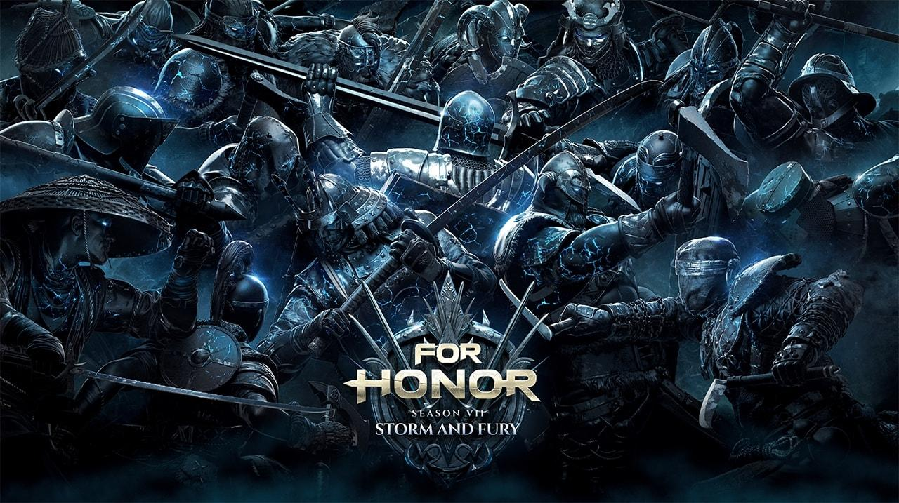For Honor Season 7: Storm and Fury Update Will be Free to