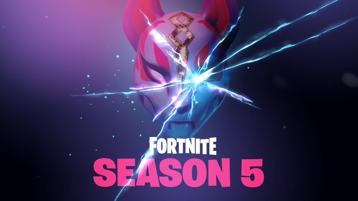 Fortnite's Final Season 5 Images Tease