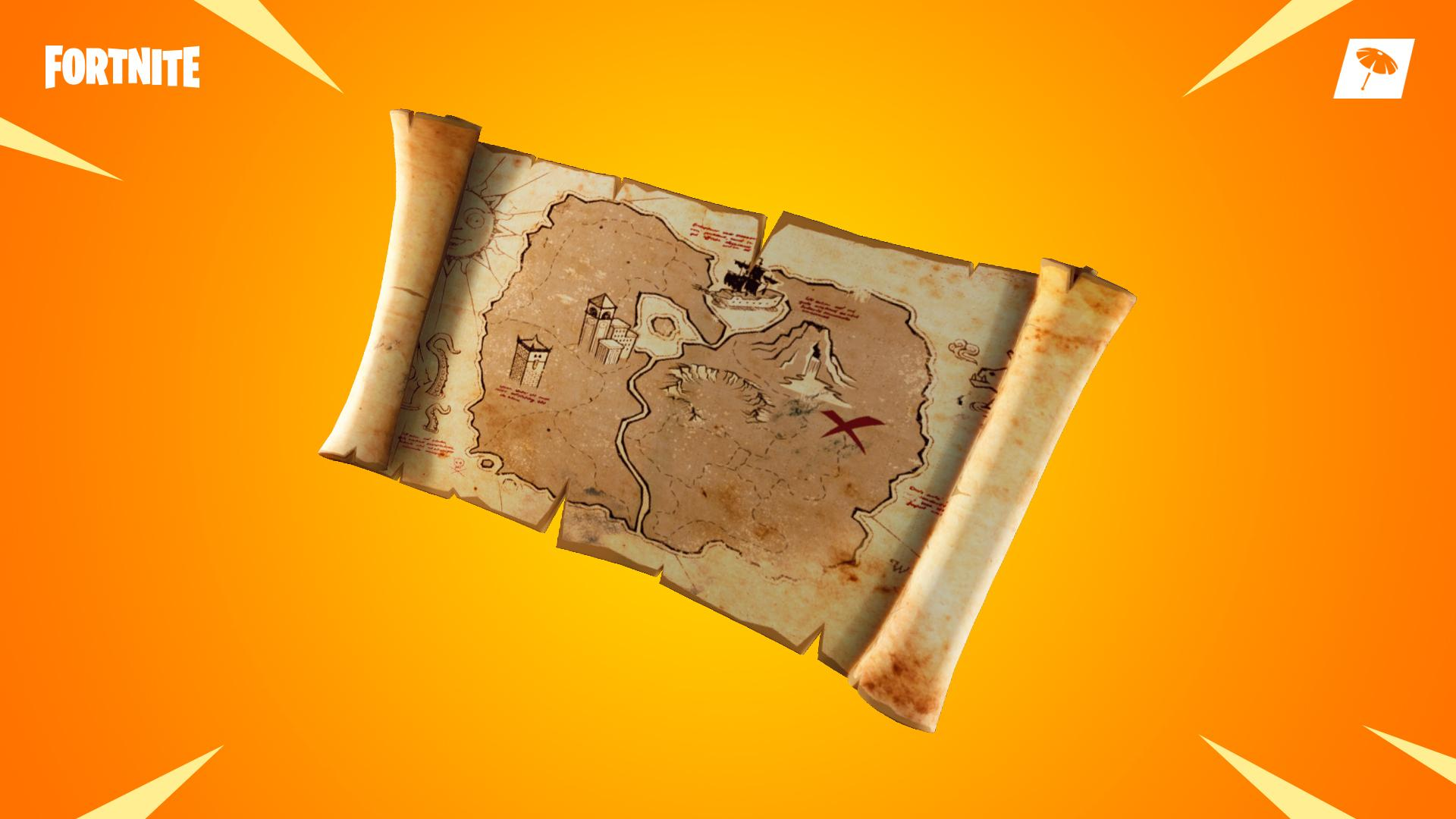 Fortnite's new item sends players on a Buried Treasure hunt