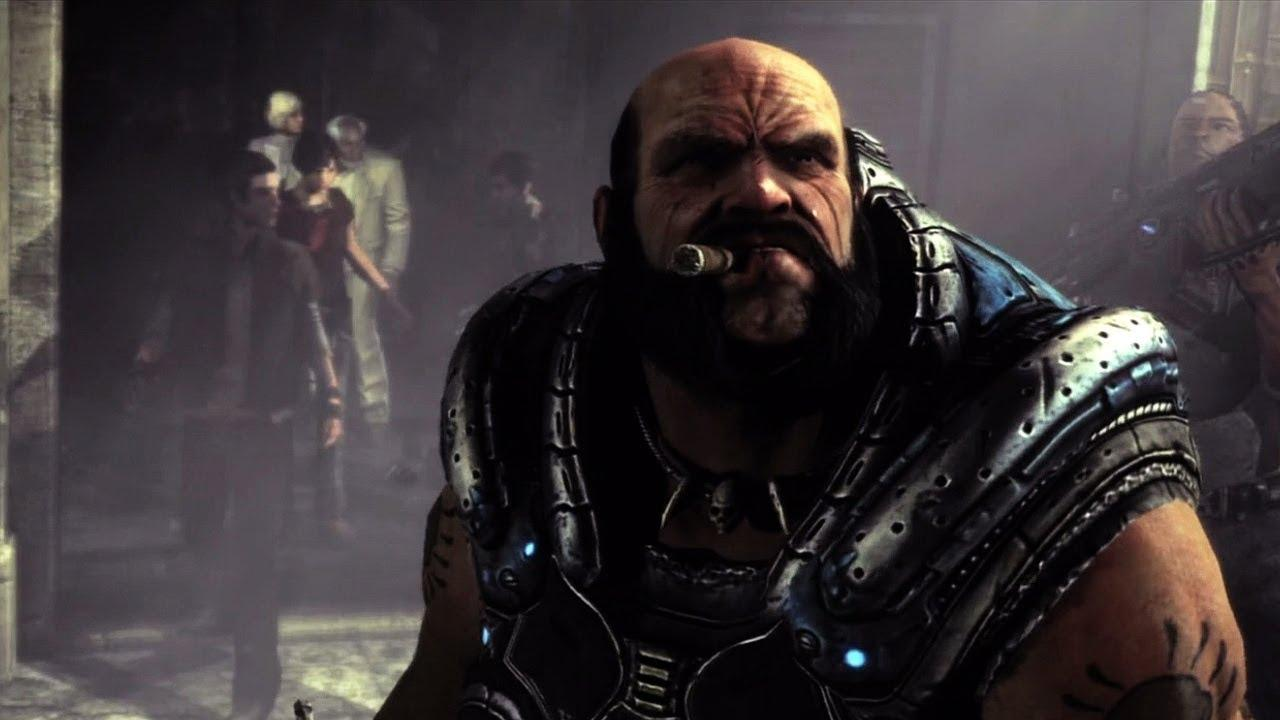 Don Draper wouldn't be happy: smoking banned in Gears of War