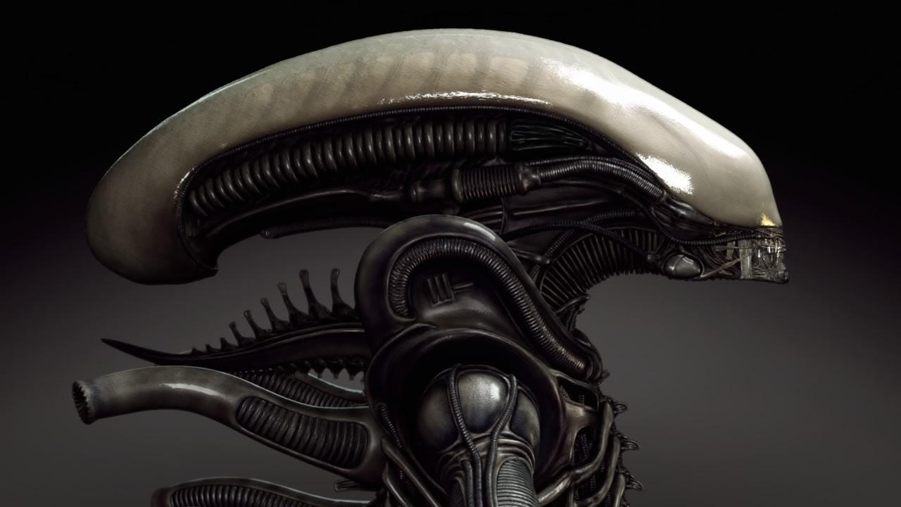 Report: Twentieth Century Fox Trademarks Aliens: Isolation ... H.r. Giger Wallpaper