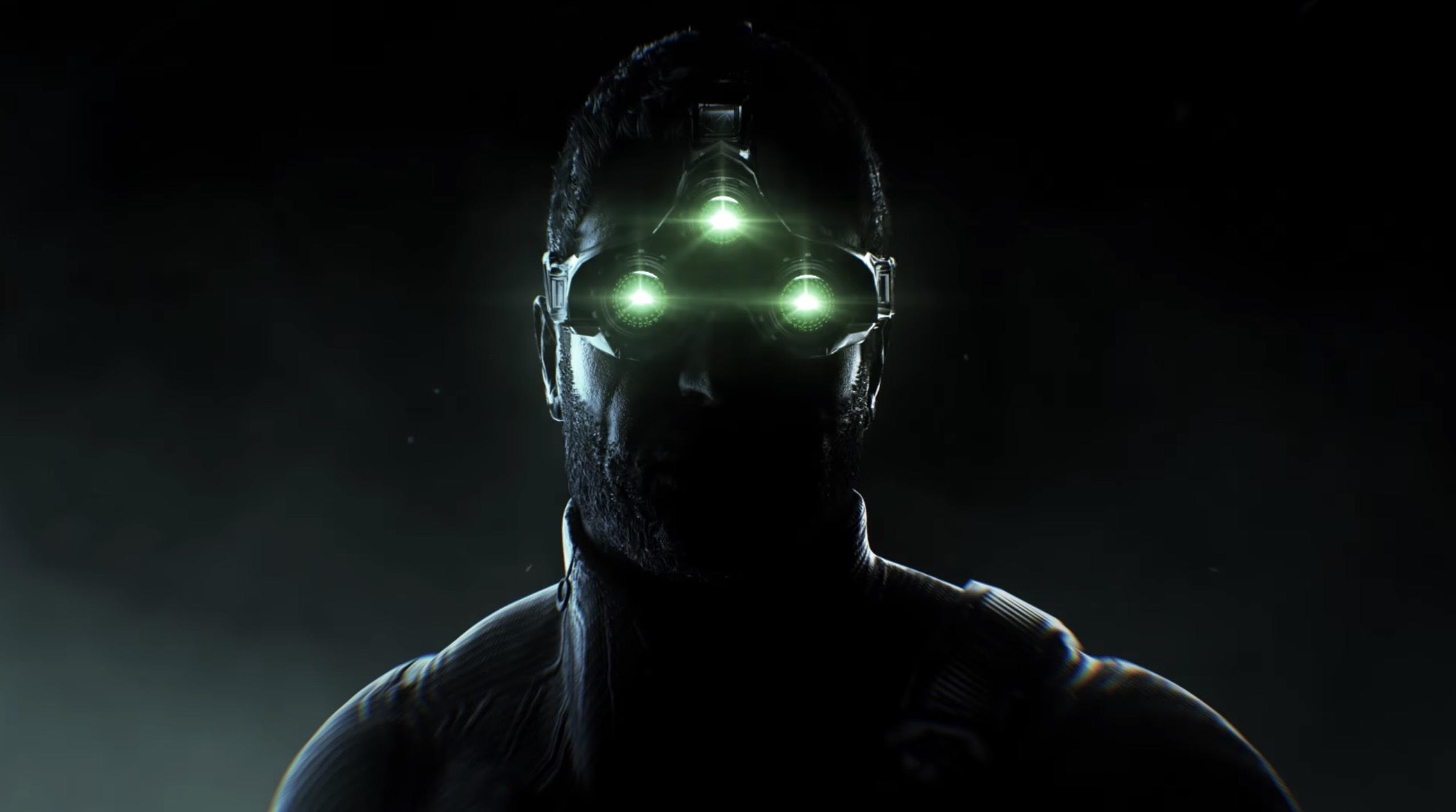 Sam Fisher visits the Ghosts