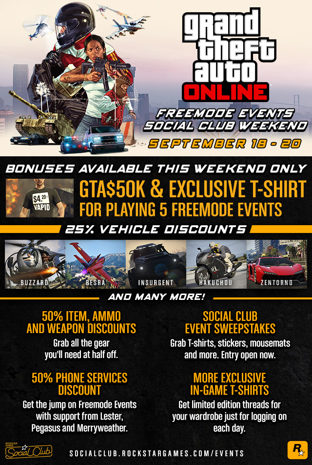 exclusiv weekend online